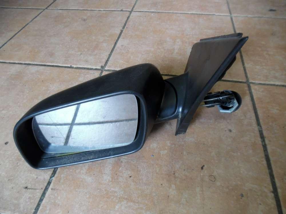 VW Polo 9N Außenspiegel Seitenspiegel manuell Links 6Q0857933