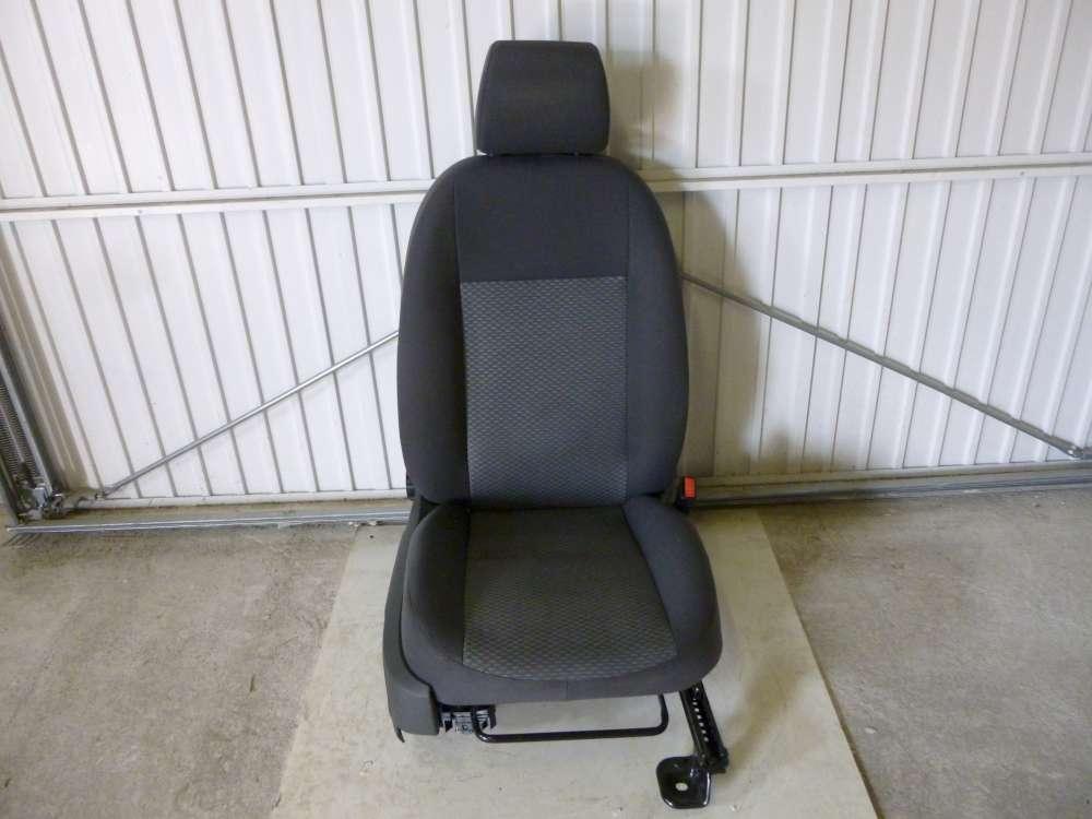 Ford Focus Beifahrersitz Sitz Vorne Rechts dunkelgrau