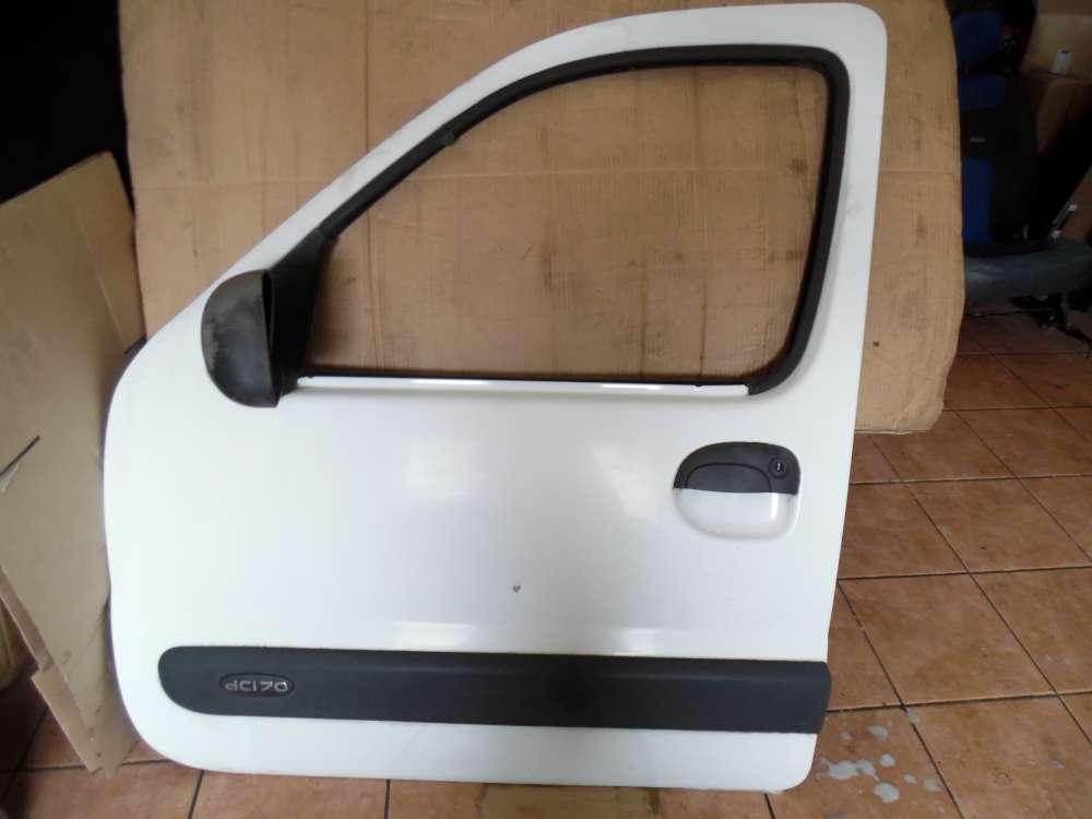 Renault Kangoo Tür Vorne Links Weiß Farbcode : O389