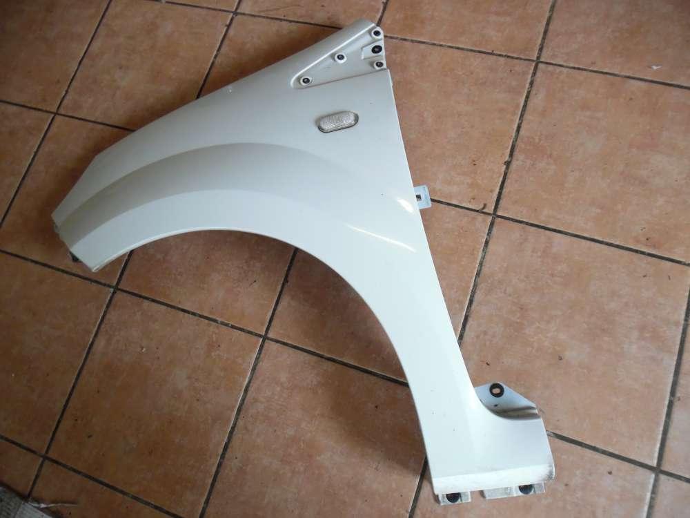 Renault Twingo Kotflügel Vorne Links Weiß Weiß Farbcode : OV369