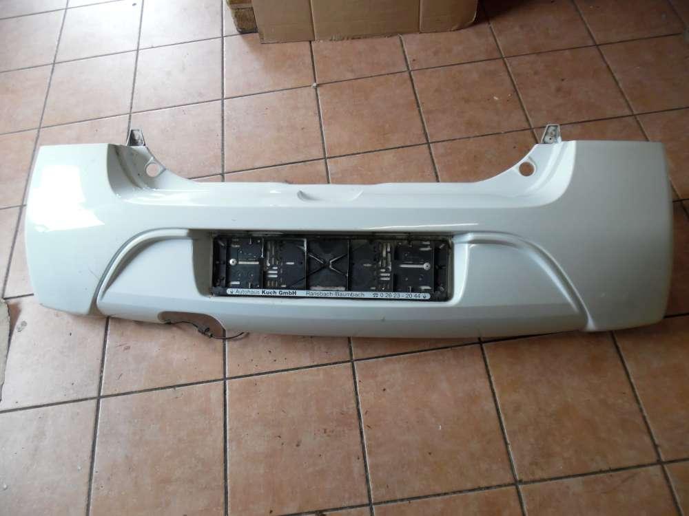 Renault Twingo Stoßstange Hinten 8200649330 Weiß Farbcode : OV369