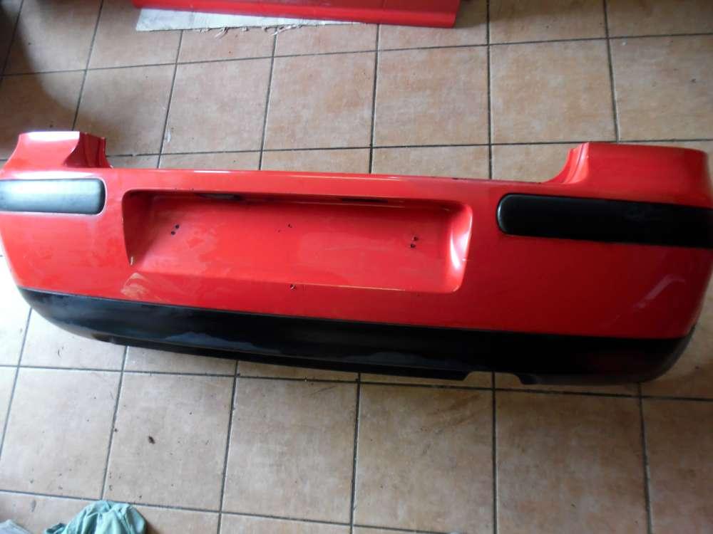 VW Golf 4 Stoßstange Hinten Rot Farbcode : LP3G
