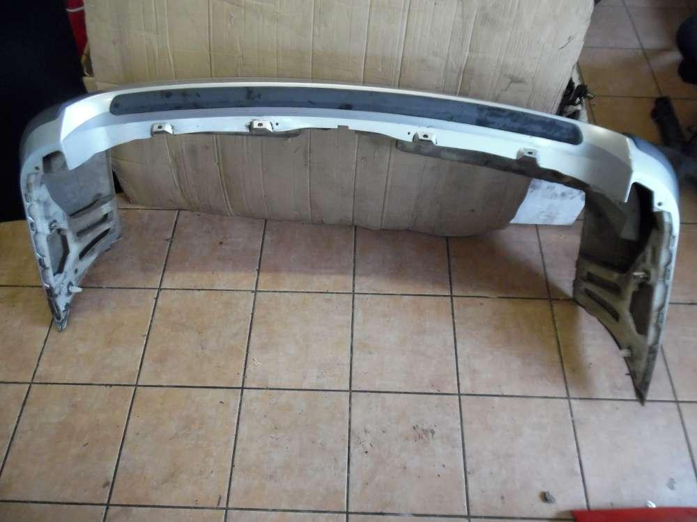 Ford Focus Stoßstange Hinten Silber Farbcode : 08
