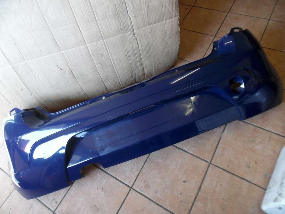 Dacia Sandero Stoßstange Hinten Blau Farbcode : OV61H
