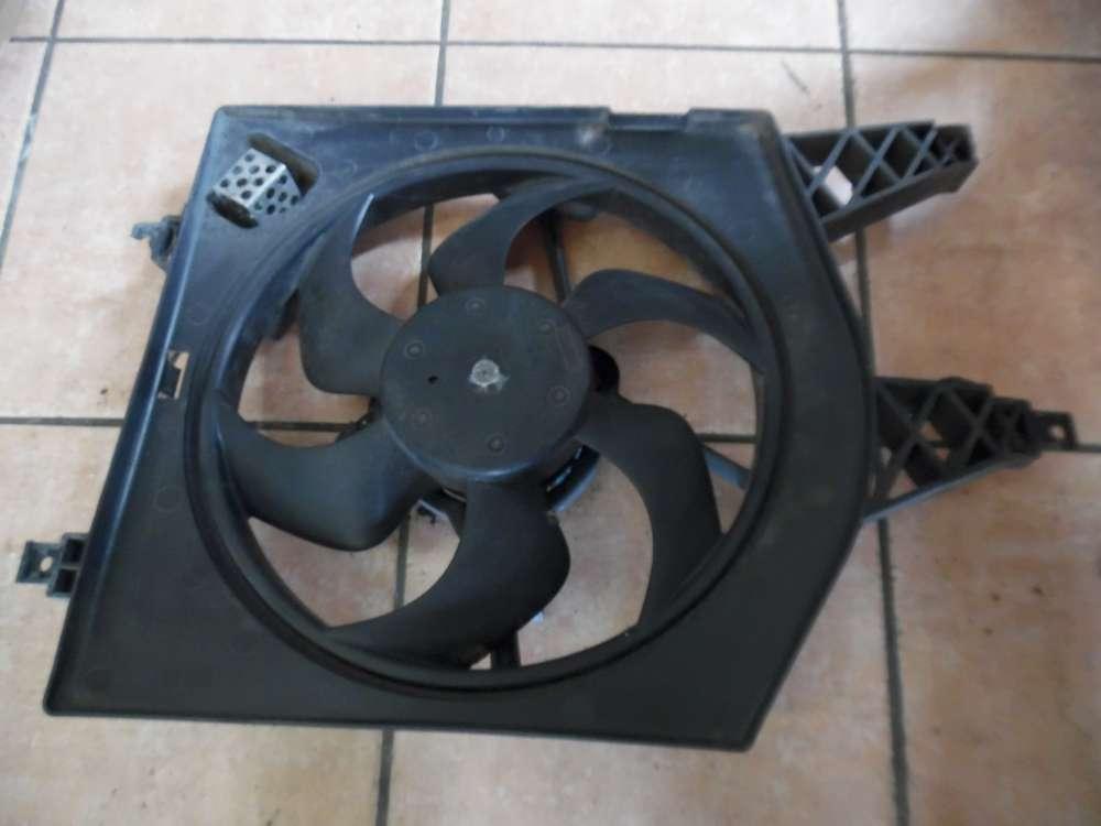 Renault Twingo II Elektrolüfter Motorlüfter Elektro 8200369312