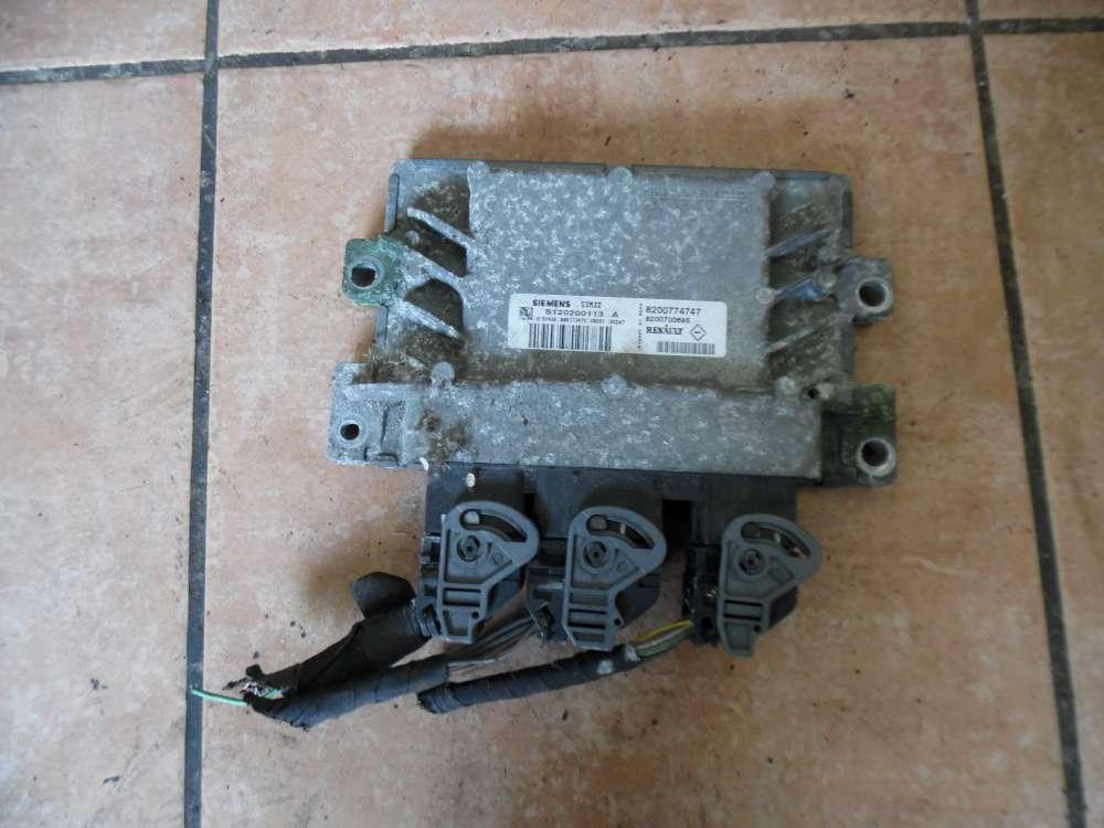 Renault Twingo II Motorsteuergerät 8200700695 8200774747