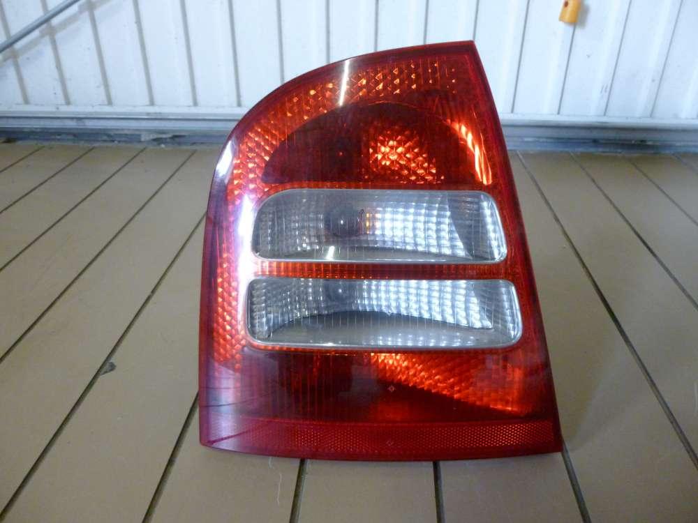 Skoda Octavia Limousine Bj 2002 Rückleuchte Links  1U6945095  / 1U6945111
