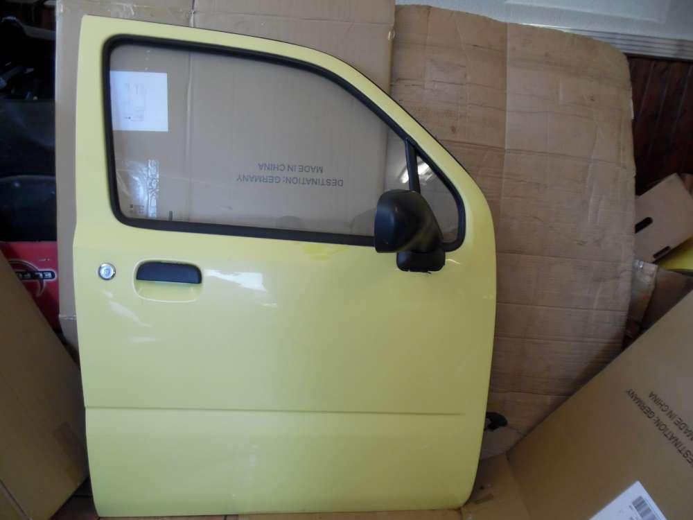 Opel Agila A Tür Vorne Rechts gelb Farbcode : Y485