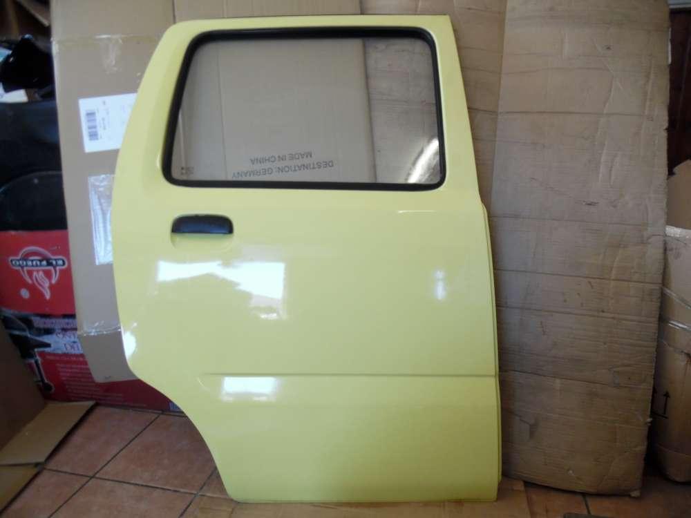 Opel Agila A Tür Hinten Rechts gelb Farbcode : Y485