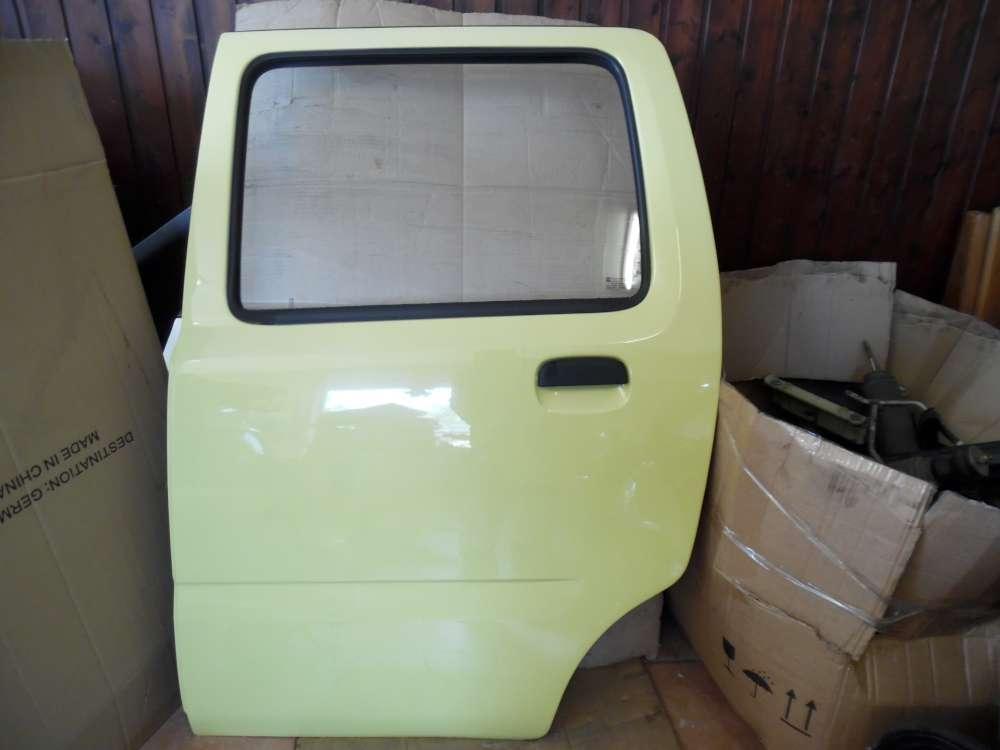 Opel Agila A Tür Hinten Links gelb Farbcode : Y485
