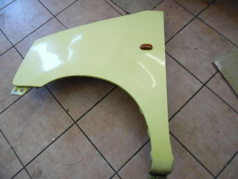 Opel Agila A Kotflügel Vorne Links gelb Farbcode : Y485