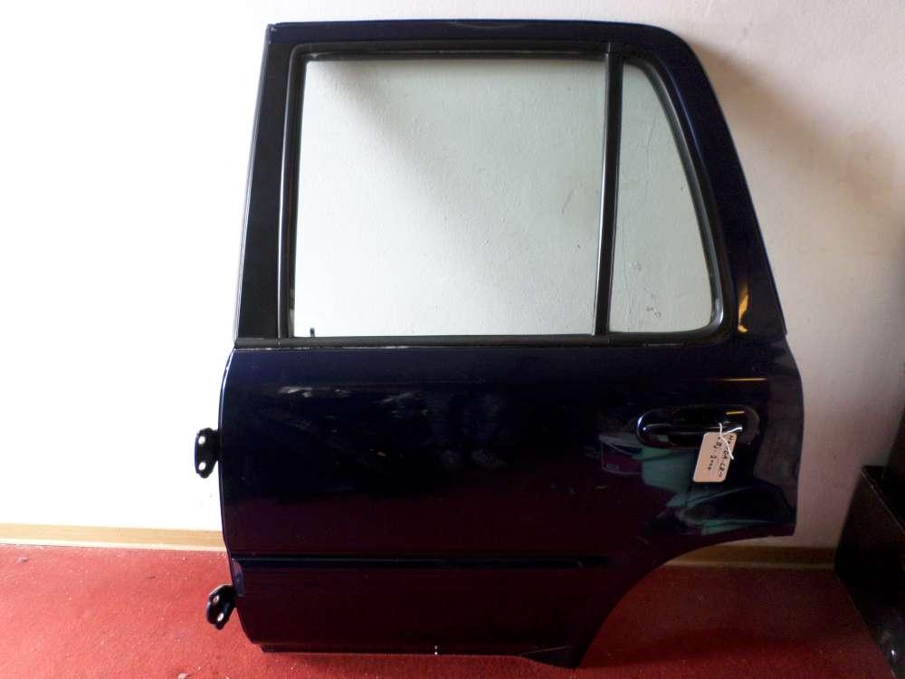Original Tür Honda CR-V Bj.2000 hinten links Farbe Dunkel Blau