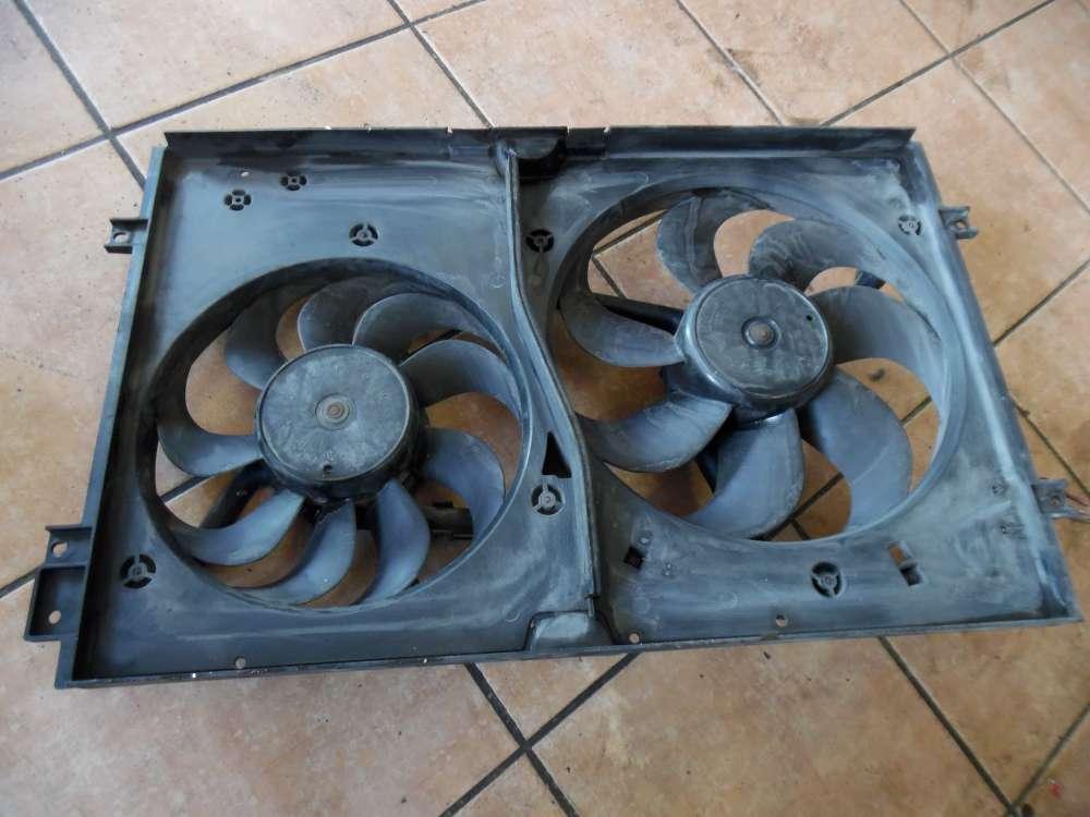 Audi A3 8L Lüftermotor Gebläselüfter Kühlerlüfter 1J0121205B