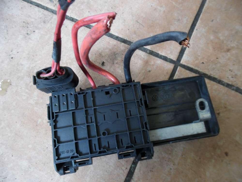 VW Golf IV Sicherungskasten Batterie Sicherung 1J0937550