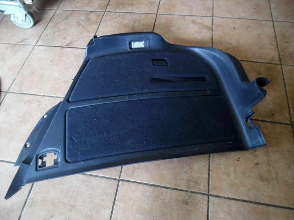 Audi A3 8L Kofferraumverkleidung Rechts dunkelblau 8L4863880