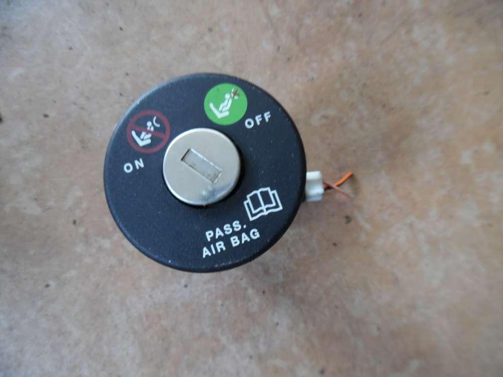 Fiat Stilo 192 Schalter Airbag Airbagschalter on off 46480451