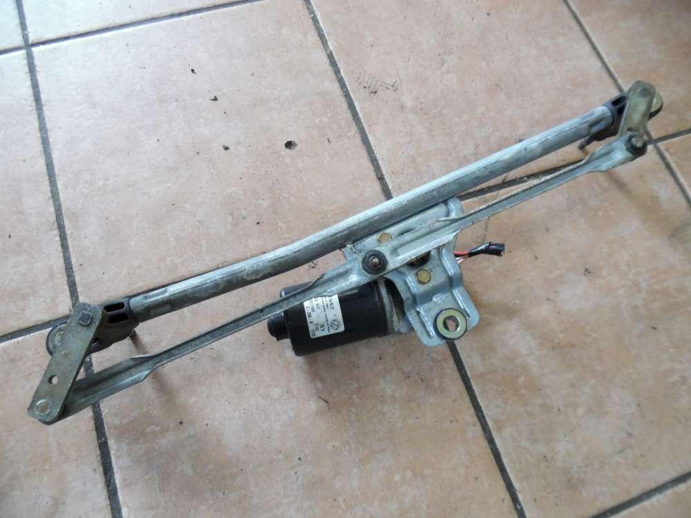 Fiat Stilo 192 Wischermotor mit Gestänge Vorne 60511006
