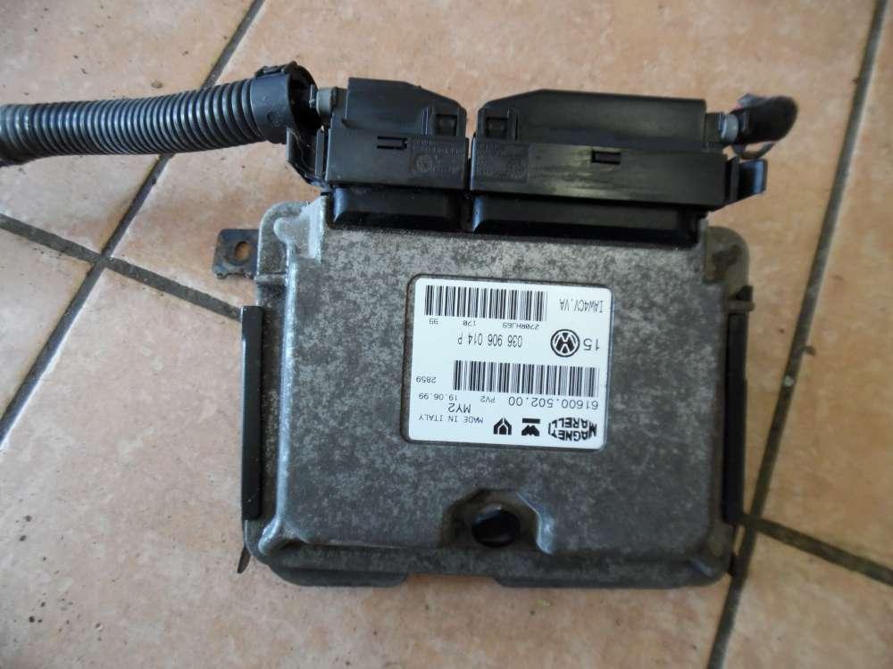 VW Golf 4 Motorsteuergerät Steuergerät 036906014P