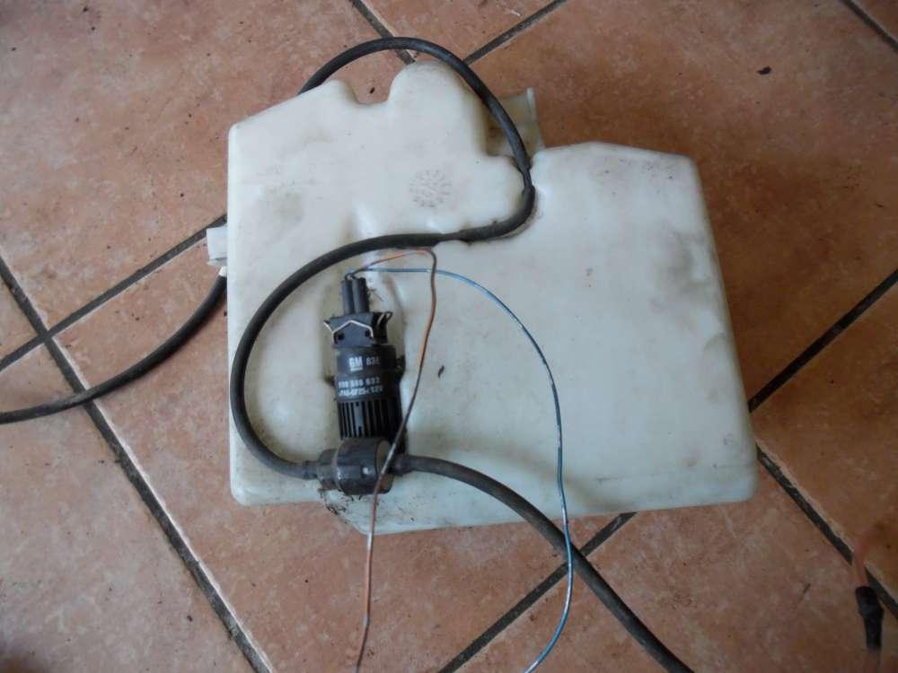Opel Agila A Wischwasserbehälter Waschwasserbehälter Pumpe 090586632