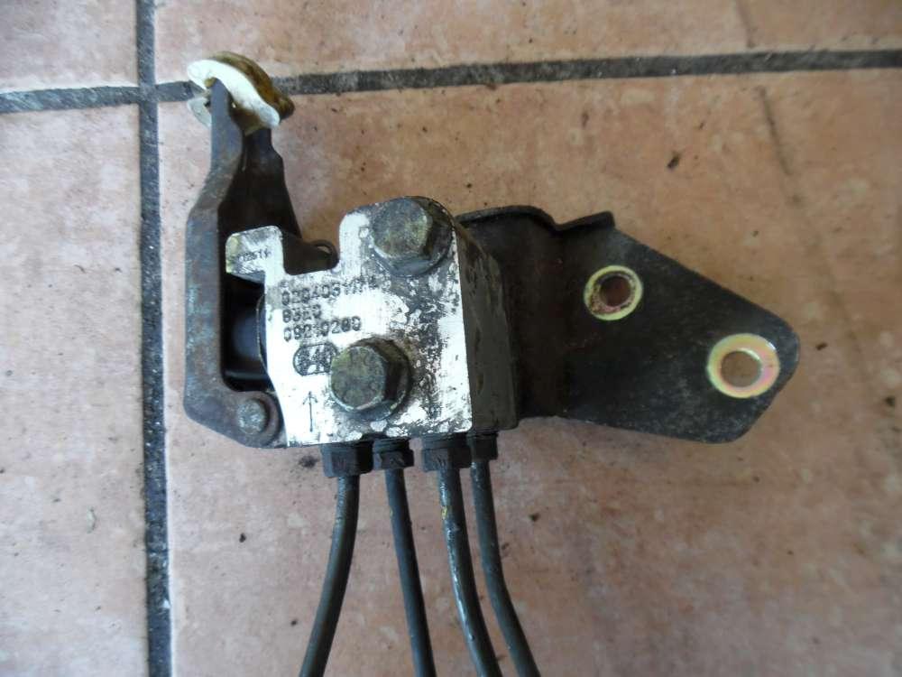 Opel Corsa C Bremskraftregla 0204031174  09210280
