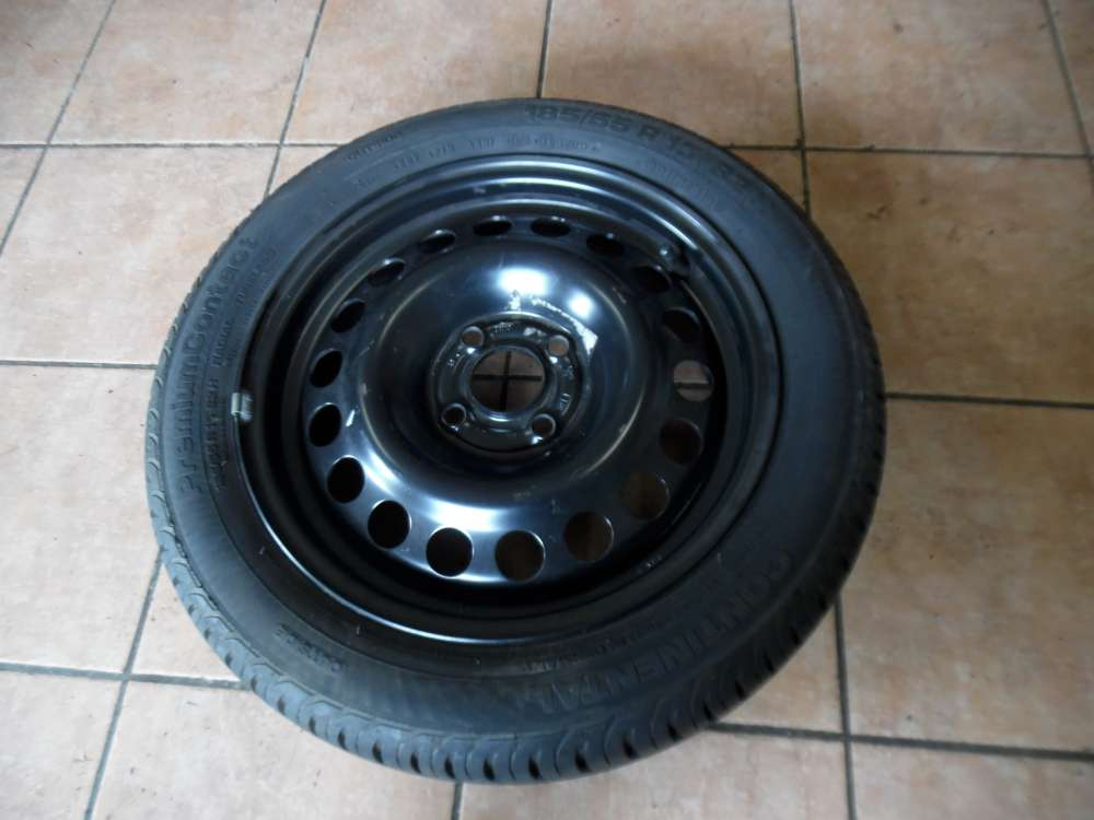 Stahlfelgen mit Reifen Ganzjahresreifen Für Opel 185/55 R1582H 6JX15H2  2150143  ET49