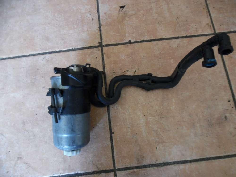 Audi A3 8L Dieselfilter, Halter mie 2x Schlauch 1J0127225B