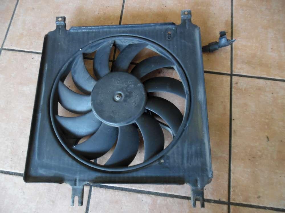 Opel Agila A Kühlerlüfter Lüftermotor 866615E