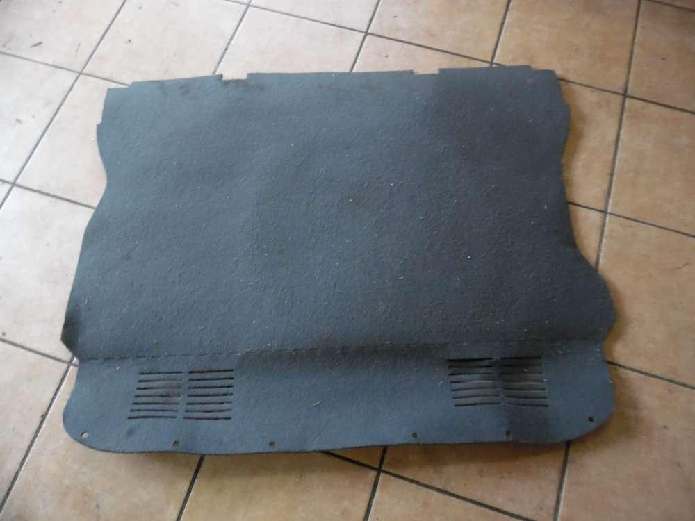 Opel Corsa C Kofferraumteppich Teppich