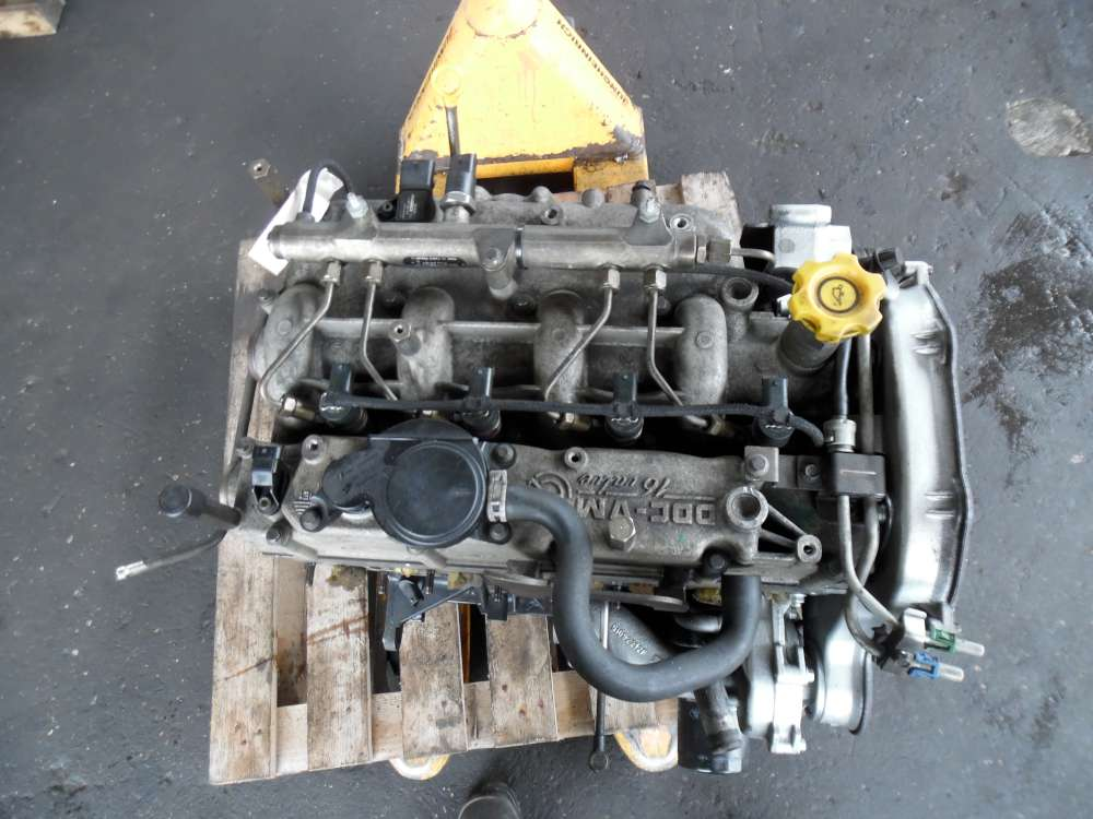 Chrysler Voyager IV 2,5 Diesel Motor 2124F 90132343 04666342AA