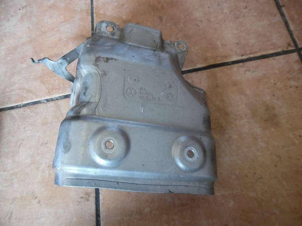 VW Polo 9N Hitzeblech Abschirmblech Auspufkrümmer 03E253235D