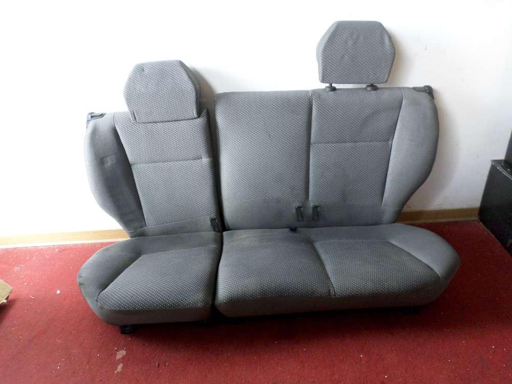Original Fiat Punto Bj.2000 Sitze hinten Rücksitzbank