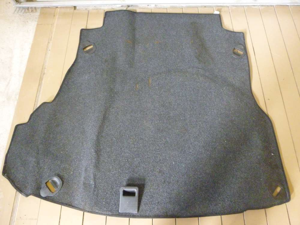 Skoda Octavia Bj:2002 Original Bodenbelag Teppich Kofferraum