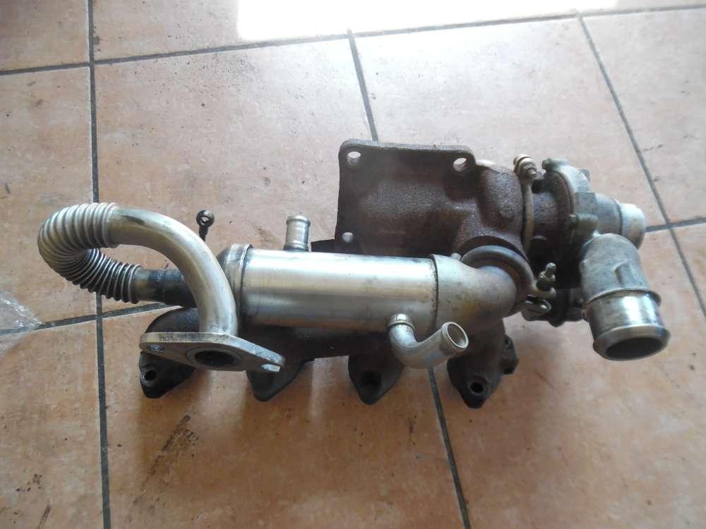 Ford Focus 1,8TDI  Turbolader Abgasturbolader