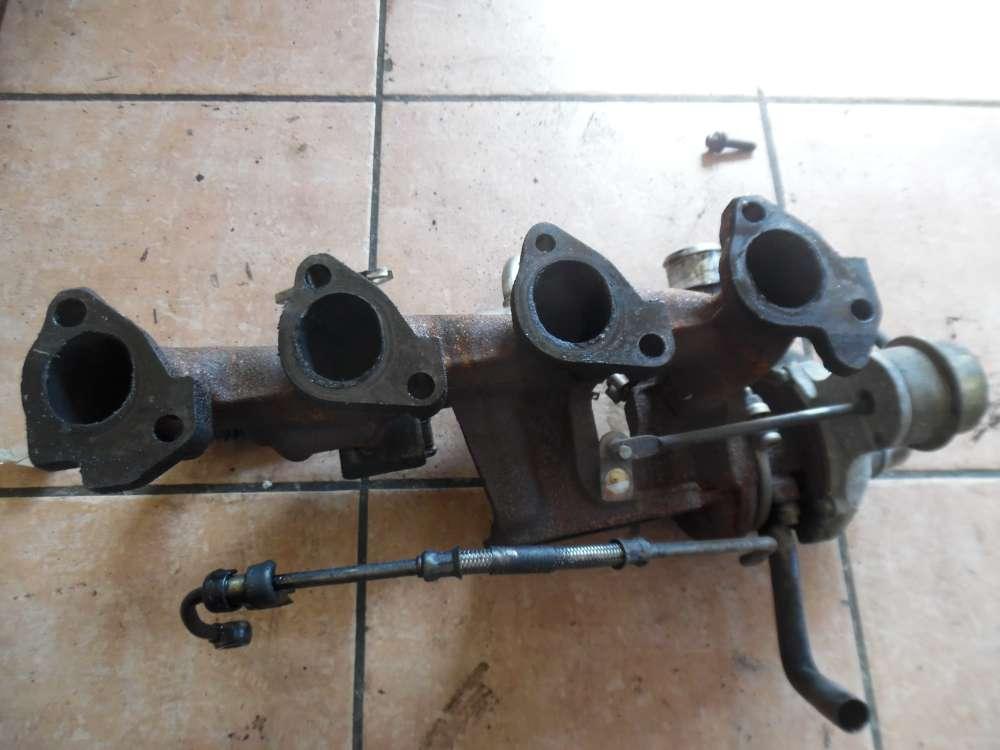 Ford Focus 1,8TDI EGR Ventil Ansaugkrümmer