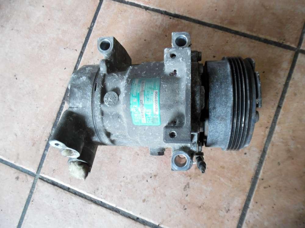Renault Clio II Klimakompressor 8200037058 SD6V12