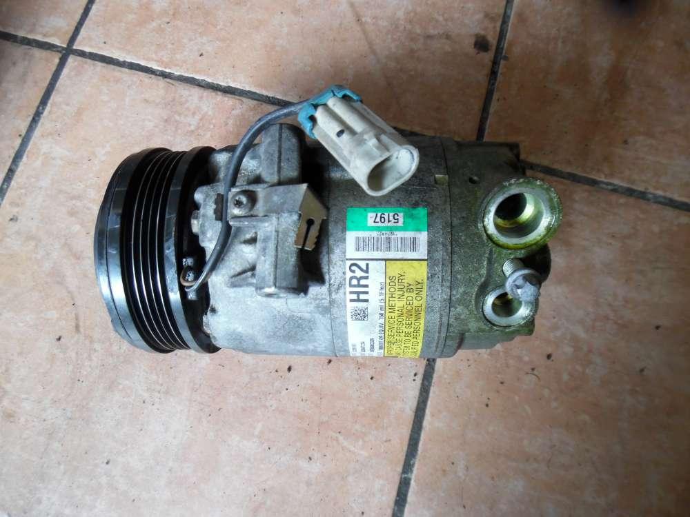 Opel Astra H Bj:2005 Klimakompressor 13205197 9986181OR