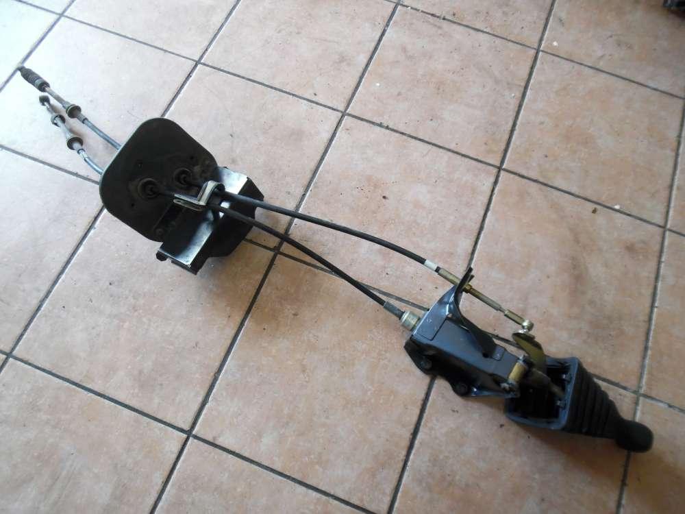Fiat Ducato Bus Schaltkulisse Schalthebel Schaltseile 5-Gang 96204885