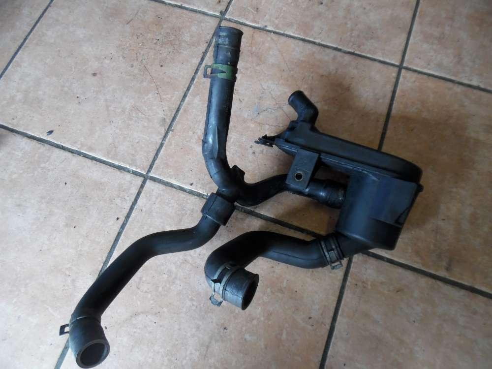 Ford Focus Ölabschneider Behälter mit Schlauch XS4Q6A785AB