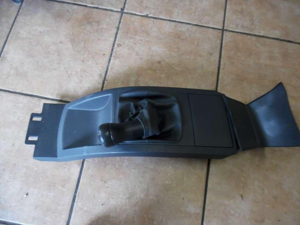 VW Polo 9N Mittelkonsole Aschenbecher mit Schalthebelknopf 6Q1863241