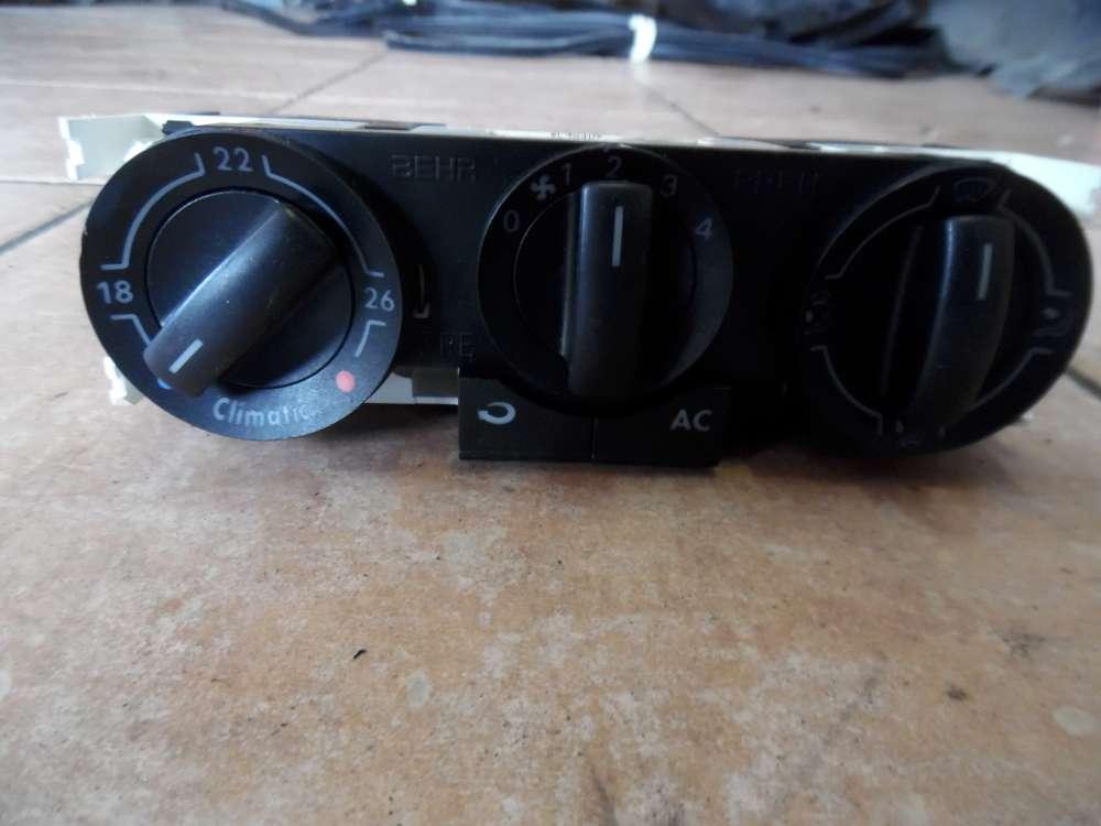 VW Polo 9N Klimabedienteil Heizungsbedienteil 6Q0820045E