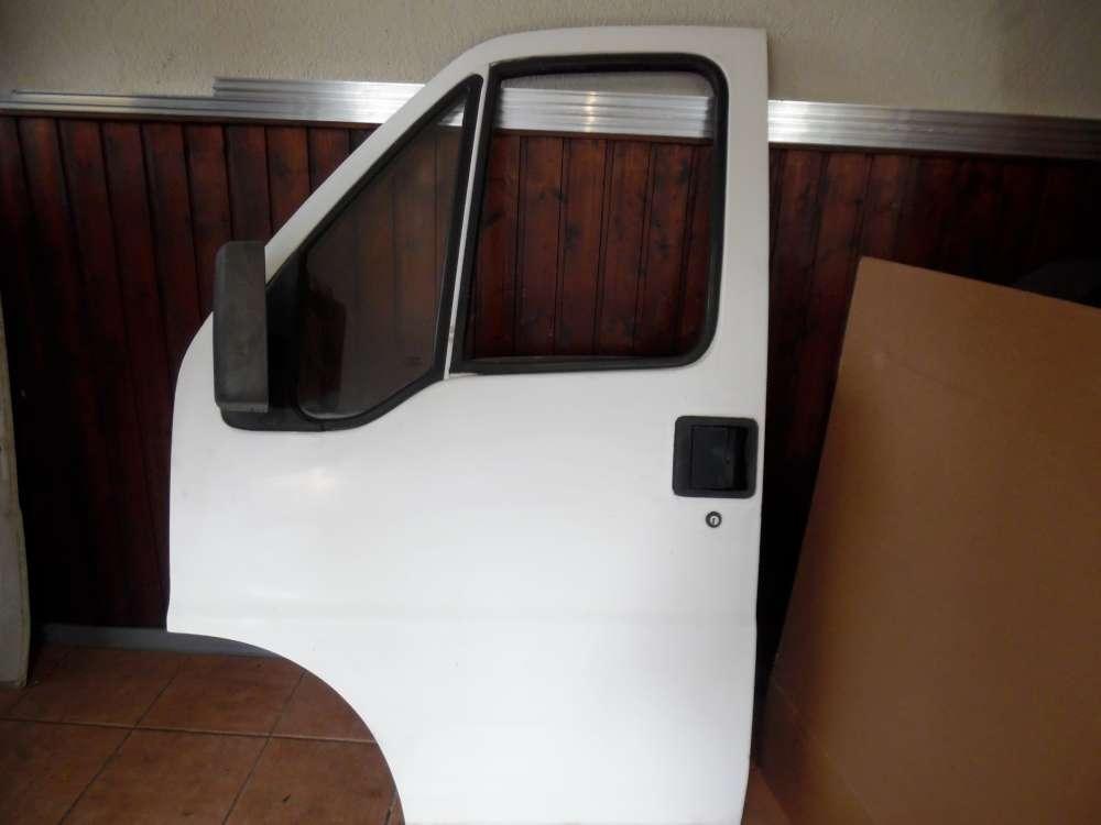 Fiat Ducato Bus Tür Vorne Links Weiß