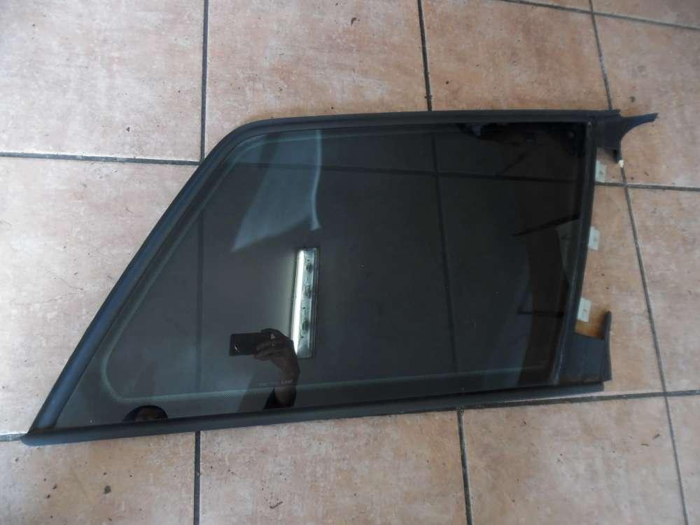 Audi A4 Seitenscheibe Scheibe Hinten Rechts