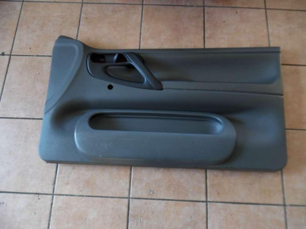VW Polo 6N Türverkleidung Türpappe Vorne Rechts 6N3867012