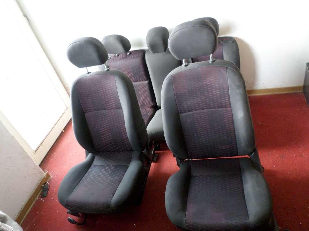 Original Ford Focus Bj.98-04 Komplette Sitze Farbe : Grau und