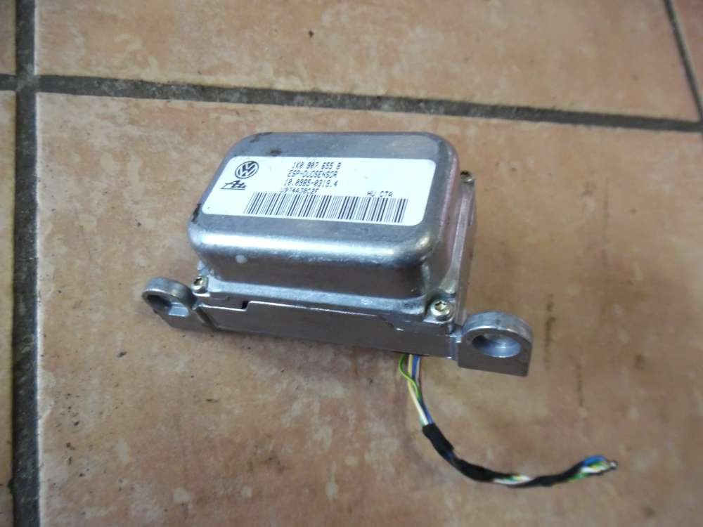 VW Golf V Generalüberholter ESP Duo-Sensor 1K0907655B