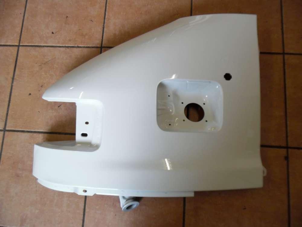 Fiat Ducato Bus Kotflügel Links Weiß