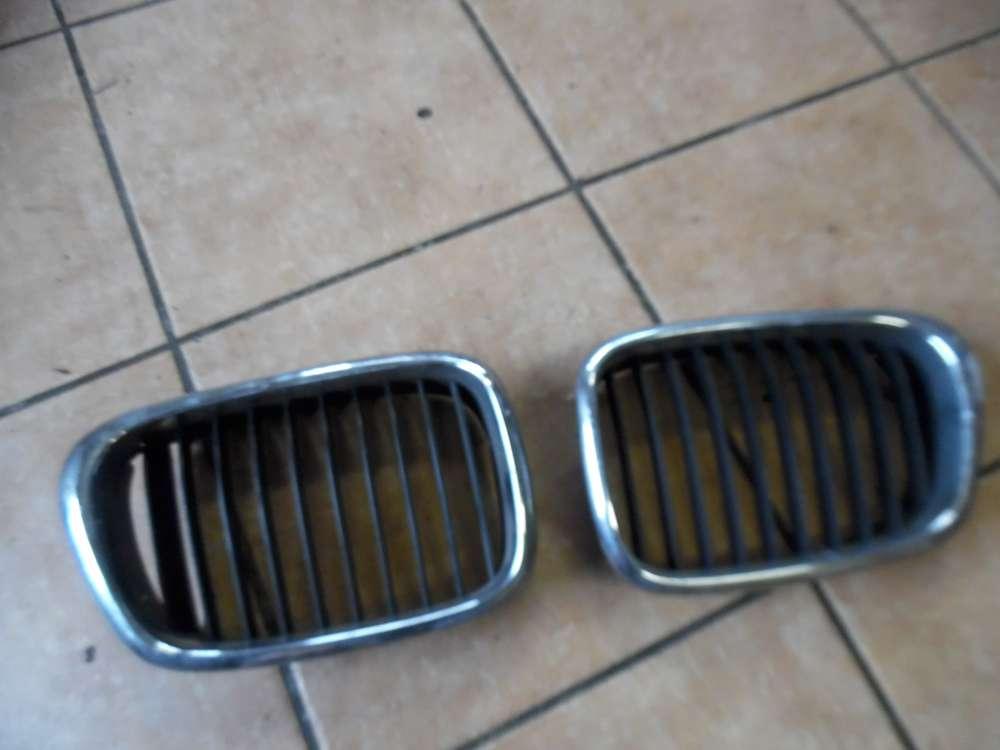 BMW 5er E39 Kühlergrill Kühlergitter Vorne Rechts/ Links 2494065