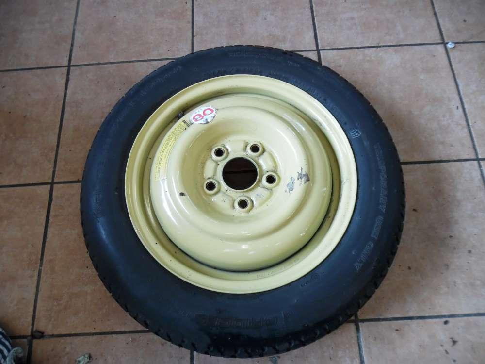 Honda, Mazda Notrad Ersatzrad Reserverad 15x4T  T135/90 D15 100M