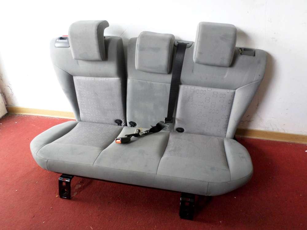 Original Ford Fiesta ab Bj.01 ( 3 Türe) Rücksitzbank Rückbank Sitze hinten