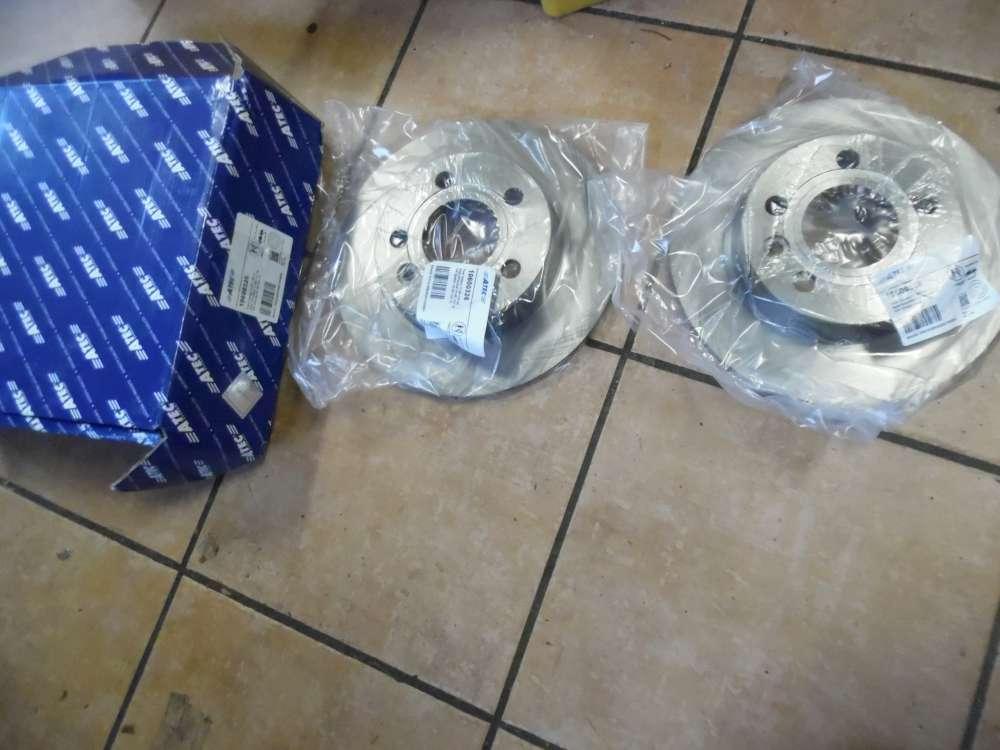 ATEC Bremsscheibe Hinten für Ford Galxy, Seat Alhambra, VW Sharan 10600326